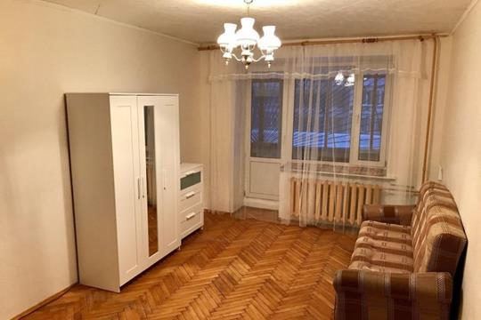 1-комнатная квартира, 36 м2, 2 этаж
