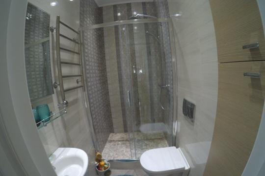 3-комнатная квартира, 72 м<sup>2</sup>, 23 этаж