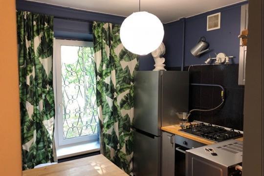 1-комнатная квартира, 35 м<sup>2</sup>, 1 этаж