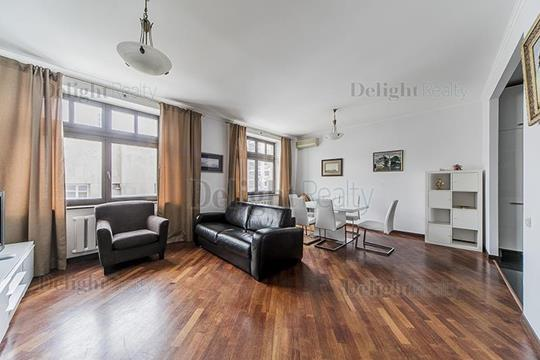 3-комн квартира, 100 м2, 4 этаж