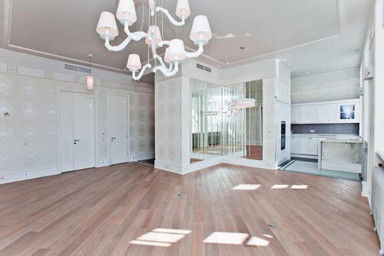 4-комнатная квартира, 166 м<sup>2</sup>, 5 этаж