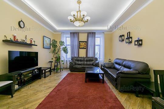 2-комнатная квартира, 80 м<sup>2</sup>, 5 этаж