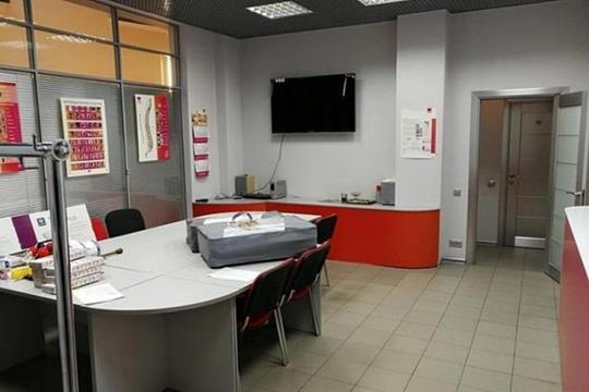 Офис, 14107 м2, класс A