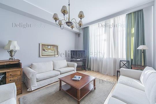 3-комнатная квартира, 105 м<sup>2</sup>, 6 этаж