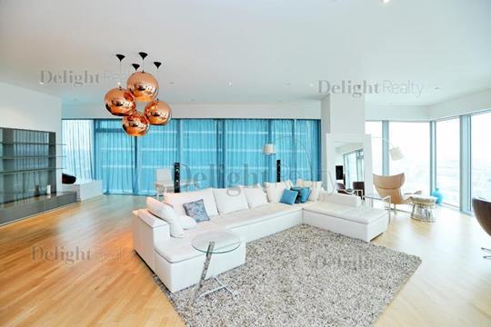3-комнатная квартира, 220 м<sup>2</sup>, 33 этаж