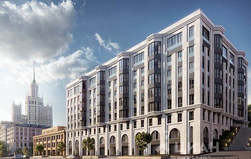 3-комн квартира, 169 м<sup>2</sup>, 6 этаж_1