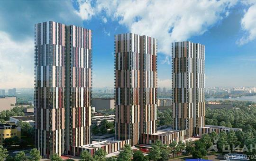 3-комнатная квартира, 85.7 м<sup>2</sup>, 18 этаж_1