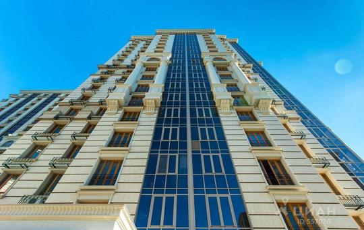 3-комнатная квартира, 133.4 м<sup>2</sup>, 17 этаж
