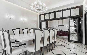 Многокомнатная квартира, 318 м<sup>2</sup>, 3 этаж
