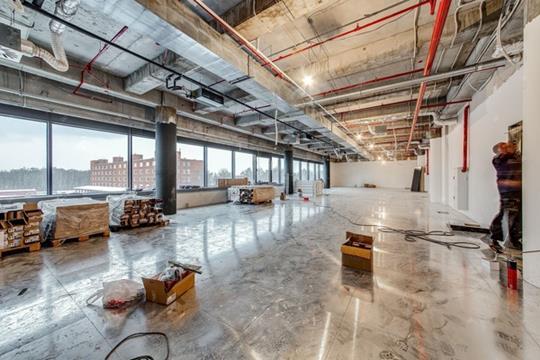 Офис, 250 м<sup>2</sup>, класс A