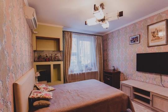 3-комнатная квартира, 68 м<sup>2</sup>, 1 этаж