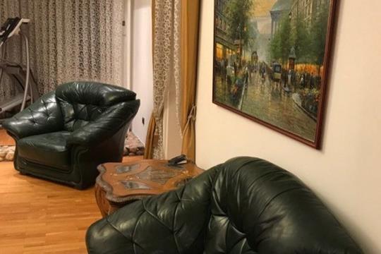 3-комнатная квартира, 80 м<sup>2</sup>, 24 этаж