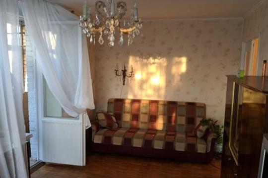 2-комнатная квартира, 48 м<sup>2</sup>, 6 этаж
