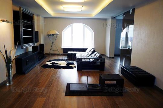 5-комнатная квартира, 198 м<sup>2</sup>, 21 этаж