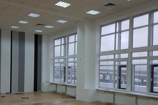 Офис, 42000 м<sup>2</sup>, класс B+