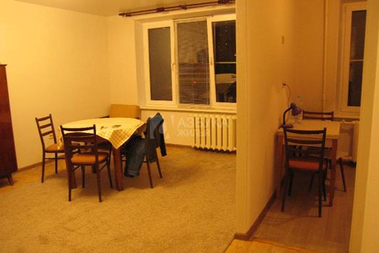 1-комнатная квартира, 33 м2, 2 этаж