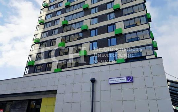 1-комнатная квартира, 21.5 м<sup>2</sup>, 9 этаж