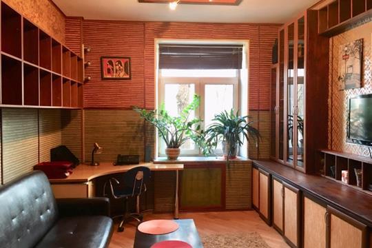3-комнатная квартира, 82 м<sup>2</sup>, 2 этаж