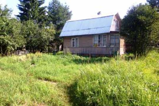 Коттедж, 60 м2, деревня Дальняя снт Лесное, Горьковское шоссе