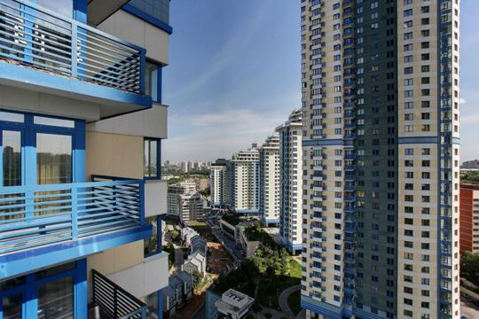 3-комн квартира, 120 м2, 14 этаж