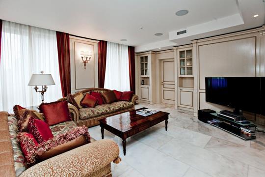 3-комн квартира, 150 м2, 2 этаж