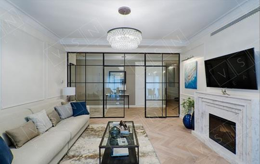3-комн квартира, 119 м2,  этаж