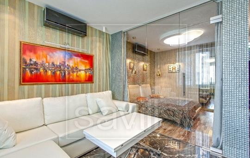 2-комнатная квартира, 55 м<sup>2</sup>, 23 этаж