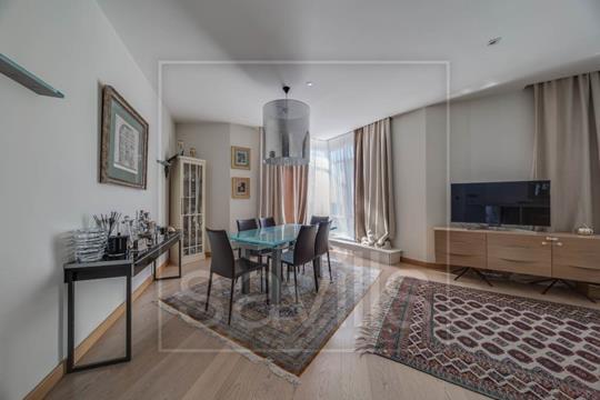 4-комн квартира, 188 м2, 27 этаж