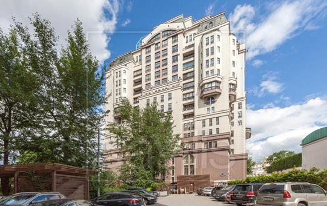Многокомнатная квартира, 285 м<sup>2</sup>, 8 этаж