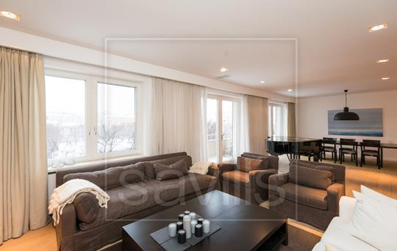 4-комн квартира, 200 м2, 6 этаж