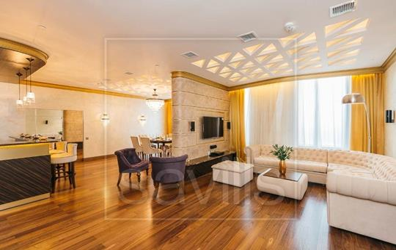 3-комнатная квартира, 167 м<sup>2</sup>, 41 этаж