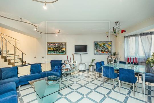 4-комнатная квартира, 230 м2, 10 этаж