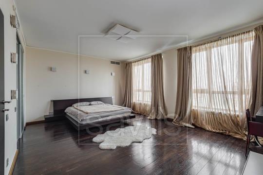 4-комнатная квартира, 170 м<sup>2</sup>, 15 этаж