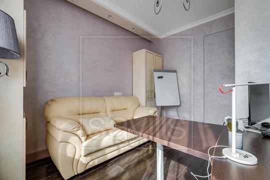3-комнатная квартира, 125 м2, 6 этаж