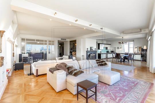 4-комнатная квартира, 235 м<sup>2</sup>, 13 этаж