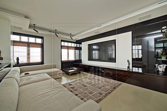 4-комн квартира, 205 м2, 9 этаж