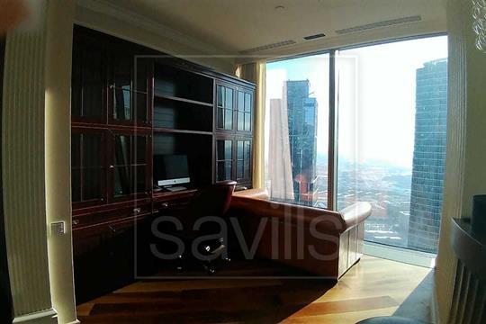 4-комнатная квартира, 300 м<sup>2</sup>, 56 этаж