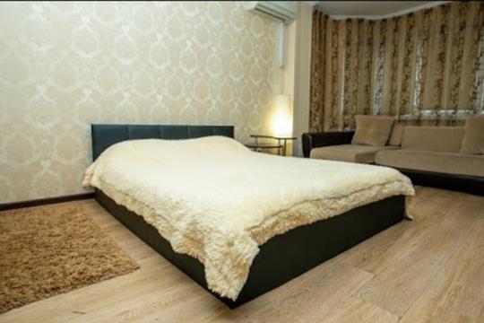 1-комнатная квартира, 44 м<sup>2</sup>, 2 этаж