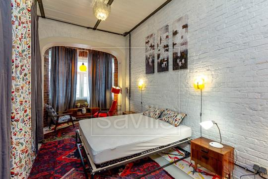 5-комнатная квартира, 141 м<sup>2</sup>, 4 этаж