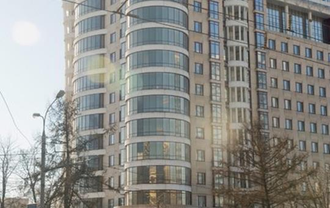 Многокомнатная квартира, 411 м<sup>2</sup>, 15 этаж
