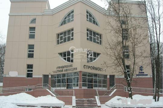 Офис, 1840 м2, класс A