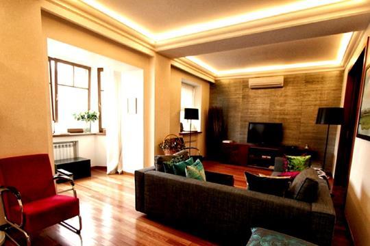 4-комнатная квартира, 170 м2, 4 этаж