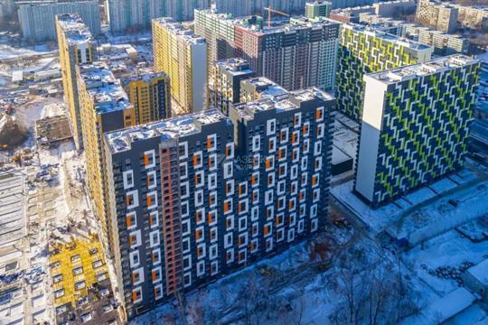1-комн квартира, 37.5 м2, 20 этаж