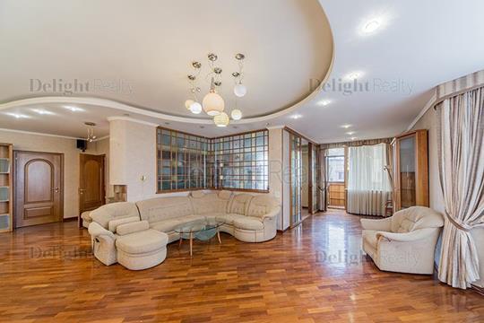 5-комнатная квартира, 295 м<sup>2</sup>, 9 этаж