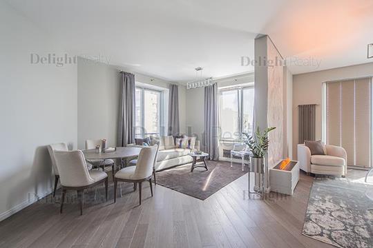 3-комнатная квартира, 123 м<sup>2</sup>, 12 этаж