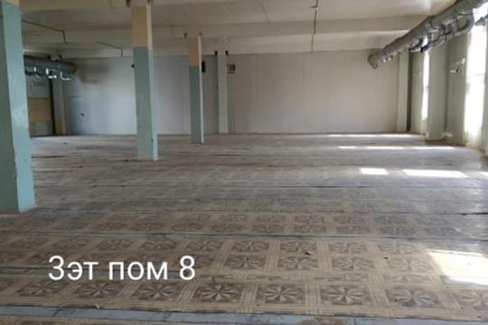 Офис, 4962 м2, класс C
