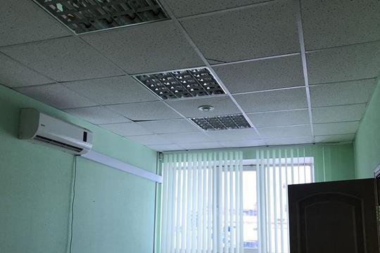 Офис, 210 м2, класс C