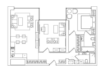 3-комнатная квартира, 85.74 м<sup>2</sup>, 6 этаж