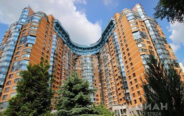 5-комнатная квартира, 211.5 м<sup>2</sup>, 19 этаж