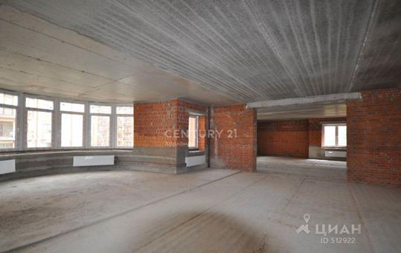 3-комнатная квартира, 119.3 м<sup>2</sup>, 6 этаж